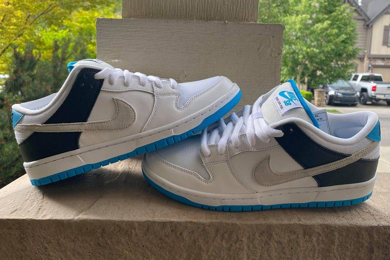 SB Dunk Low, Nike SB Dunk Low Laser Blue, Nike SB Dunk Low, Nike SB Dunk, Laser Blue, Dunk Low, Dunk, Air Max 90