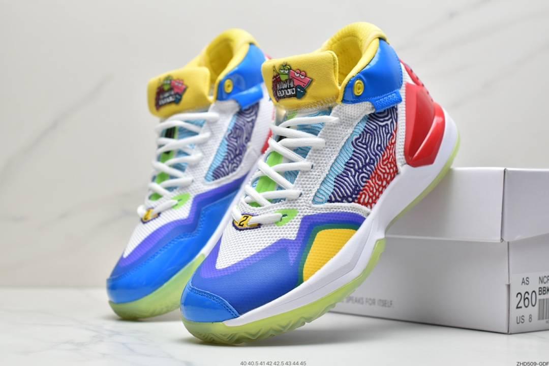 联名, 篮球鞋, 伦纳德, OMN1S