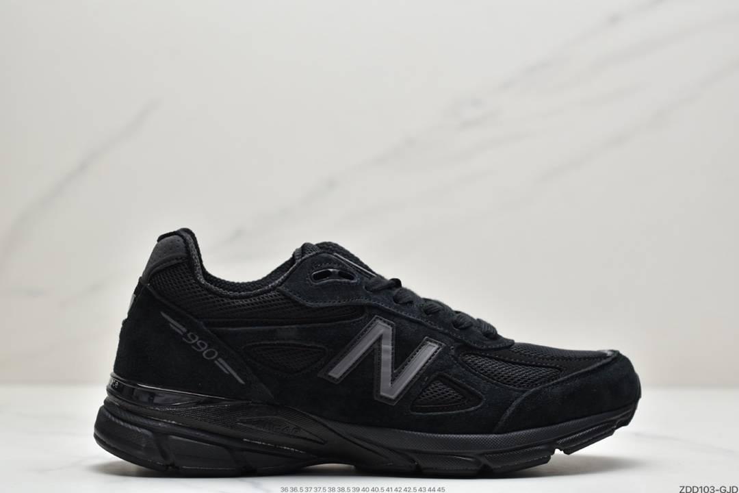 跑步鞋, 老爹鞋, 美产, 新百伦, New Balance in USA M990V4, New Balance in USA M990, New Balance, M990V4