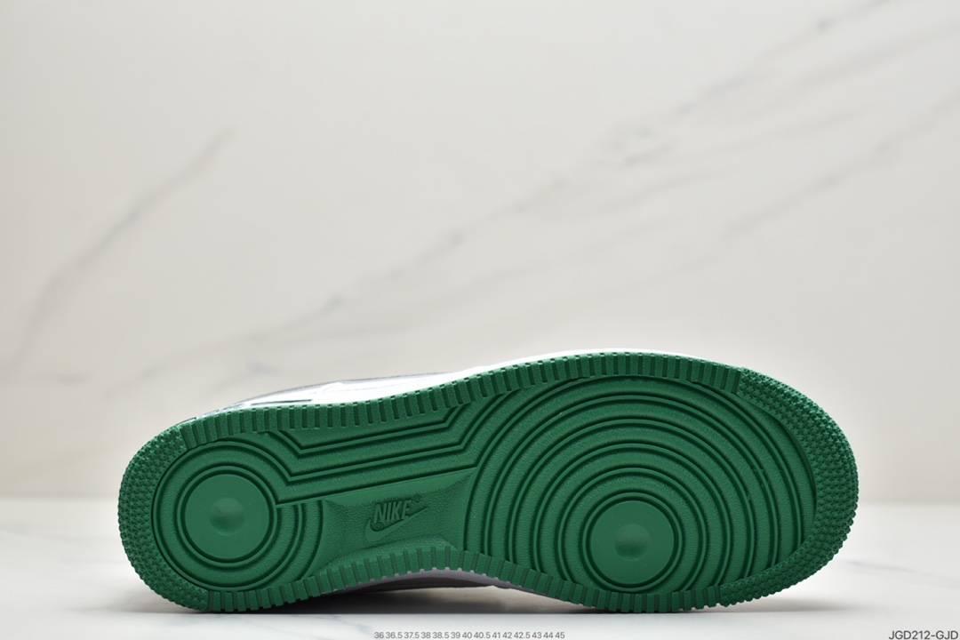 运动板鞋, 空军一号, 板鞋, White/Black 3M, Nike Air Force 1, Nike Air, Black, Air Force 1