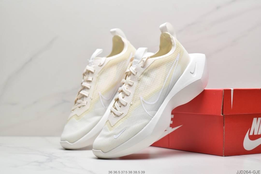 动运鞋, white/Orango, NIKE Wmns Vista Lite, NIKE