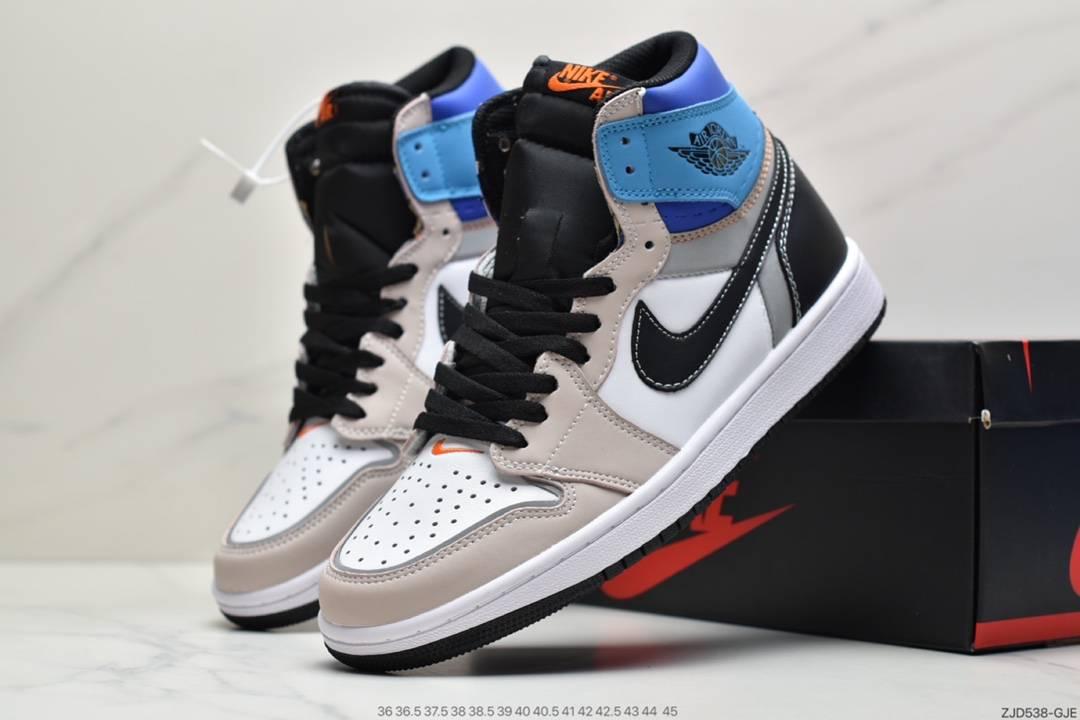 Total Orange, Orange, Jordan, Air Jordan 1, Air Jordan, 3M反光