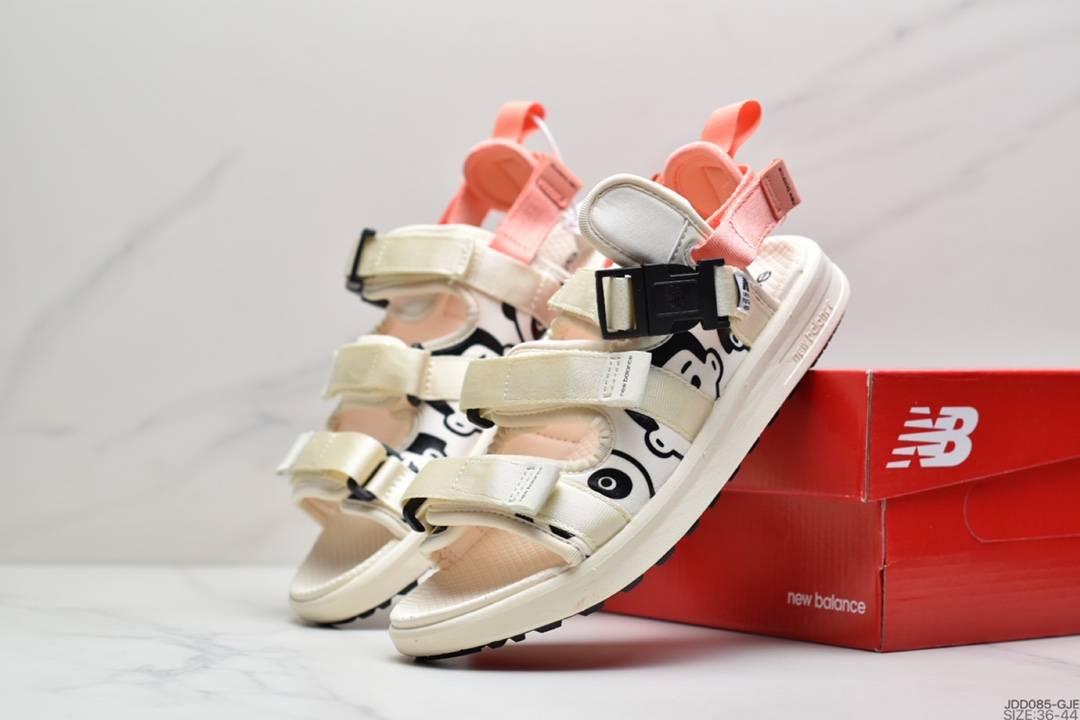 联名, 沙滩凉鞋, 新百伦, 女鞋, New Balance