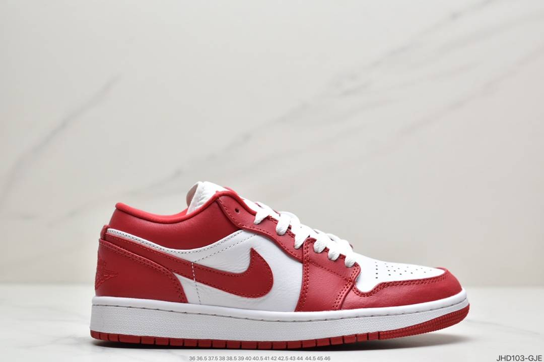 芝加哥, Jordan, Gym Red, Air Jordan 1 Low, Air Jordan 1, Air Jordan