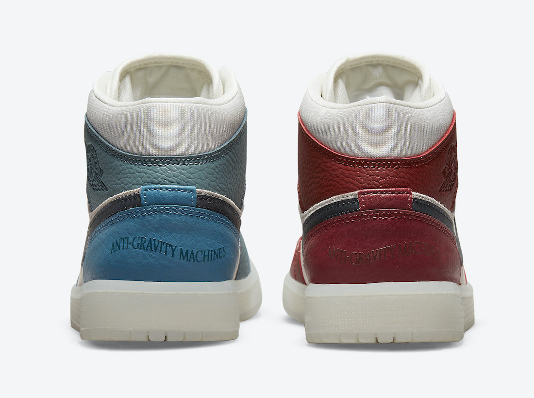NIKE, Jordan Brand, Jordan, Air Jordan 1 Mid, Air Jordan 1, Air Jordan
