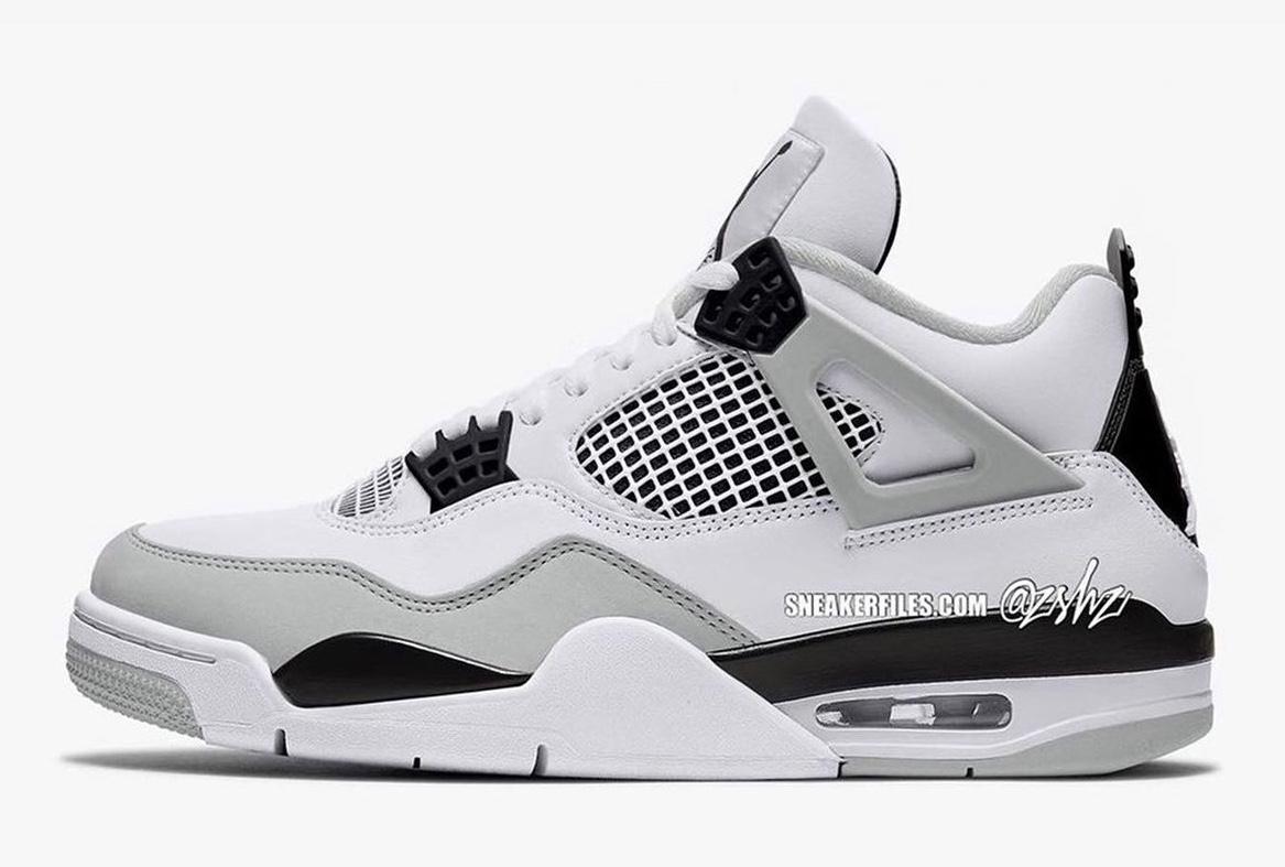zsneakerheadz, Jordan Brand, Jordan, Black, Air Jordan 4, Air Jordan