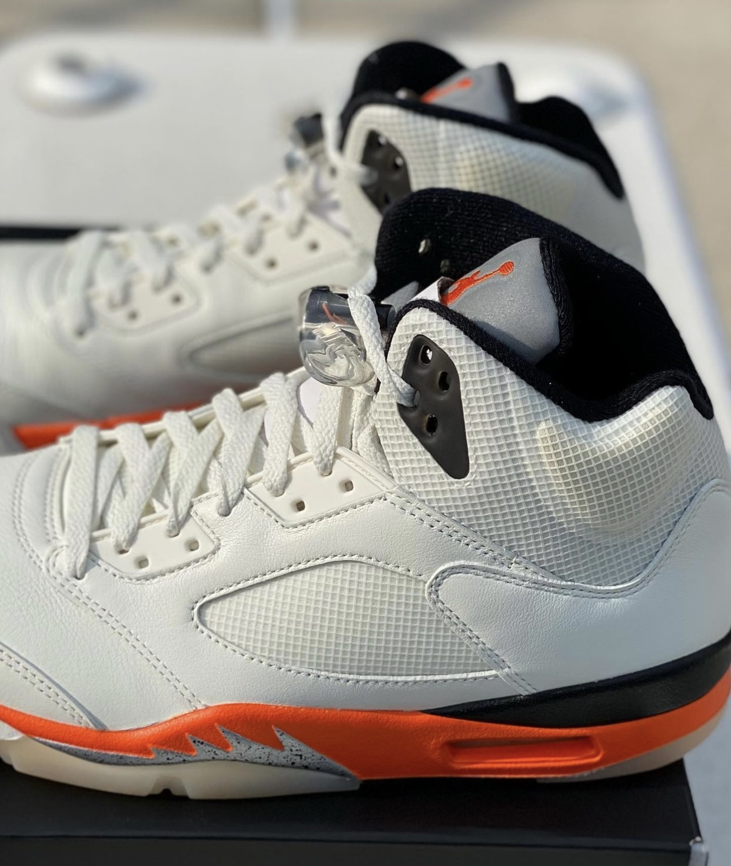 """zsneakerheadz, Orange, Nike Air, NIKE, Jordan 5, Jordan, Air Jordan 5 """"Shattered Backboard"""", Air Jordan 5, Air Jordan"""