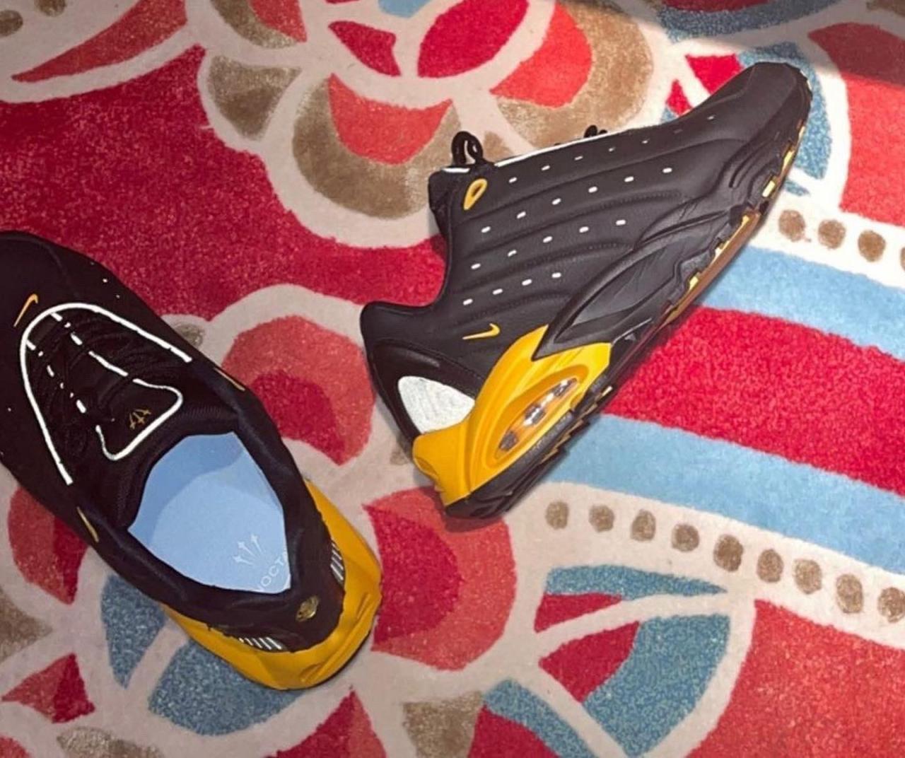 运动鞋, 联名, NIKE, Black
