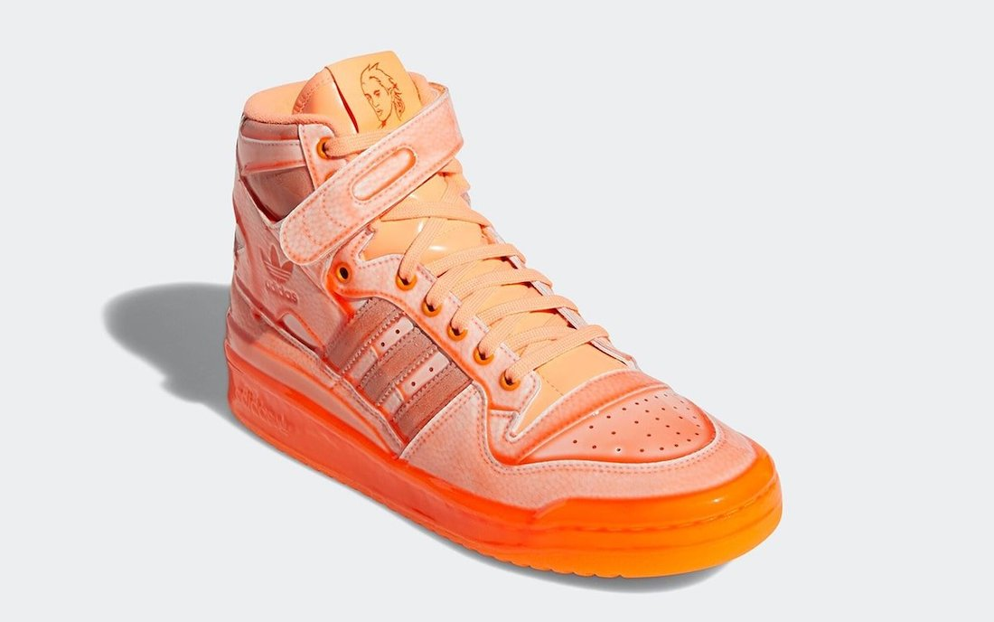 Orange, Adidas