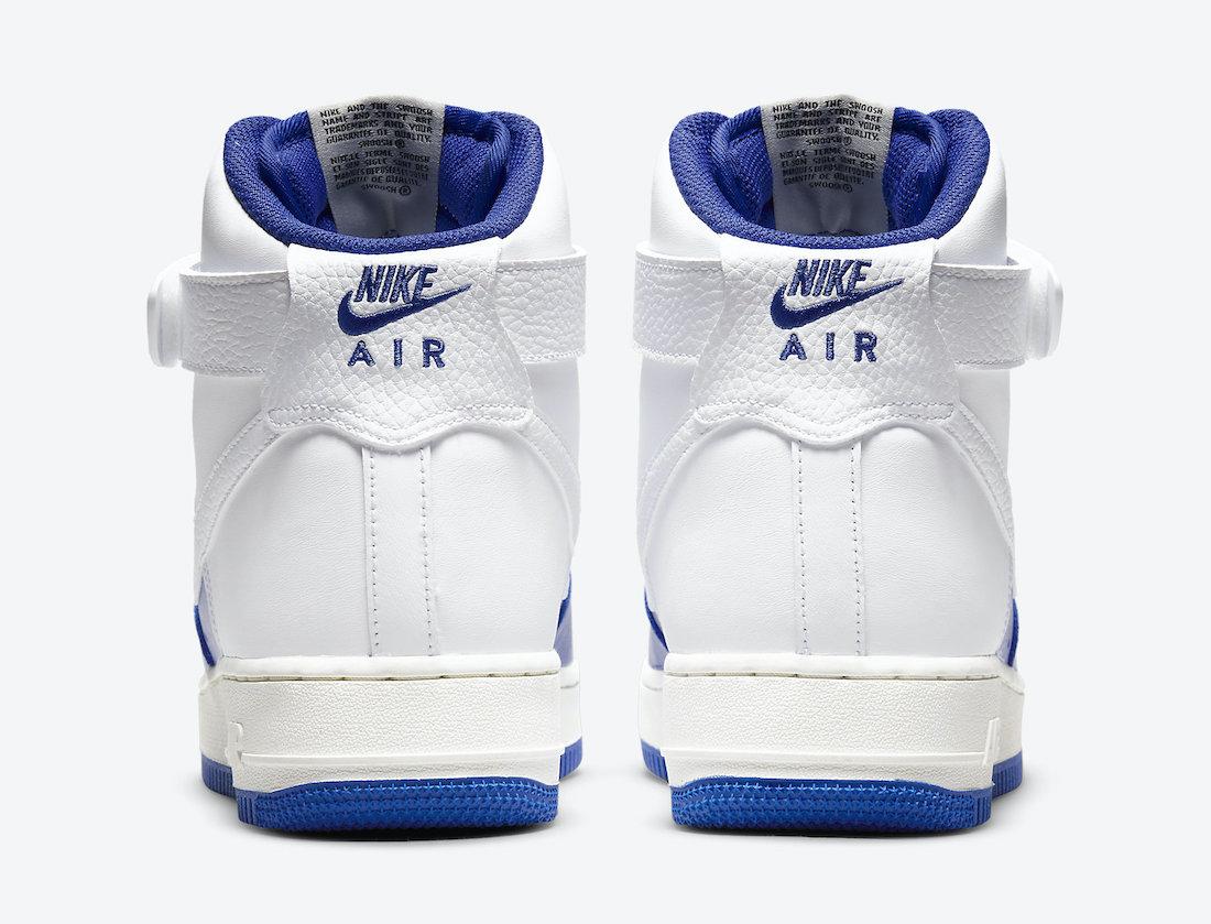 Nike Air Force 1 High, Nike Air Force 1, Nike Air, NIKE, HYPER ROYAL, FORCE 1, Air Force 1