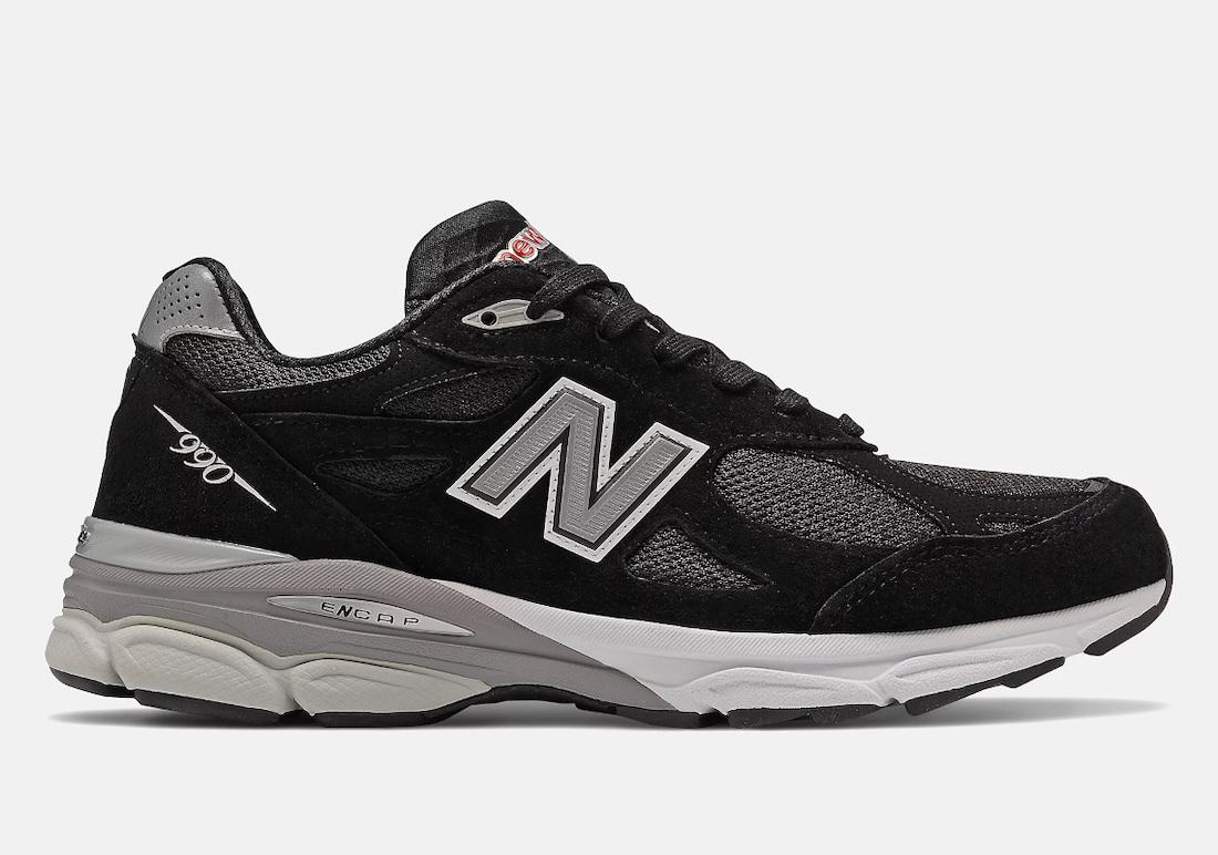 NewBalance, New Balance, ENCAP, Black