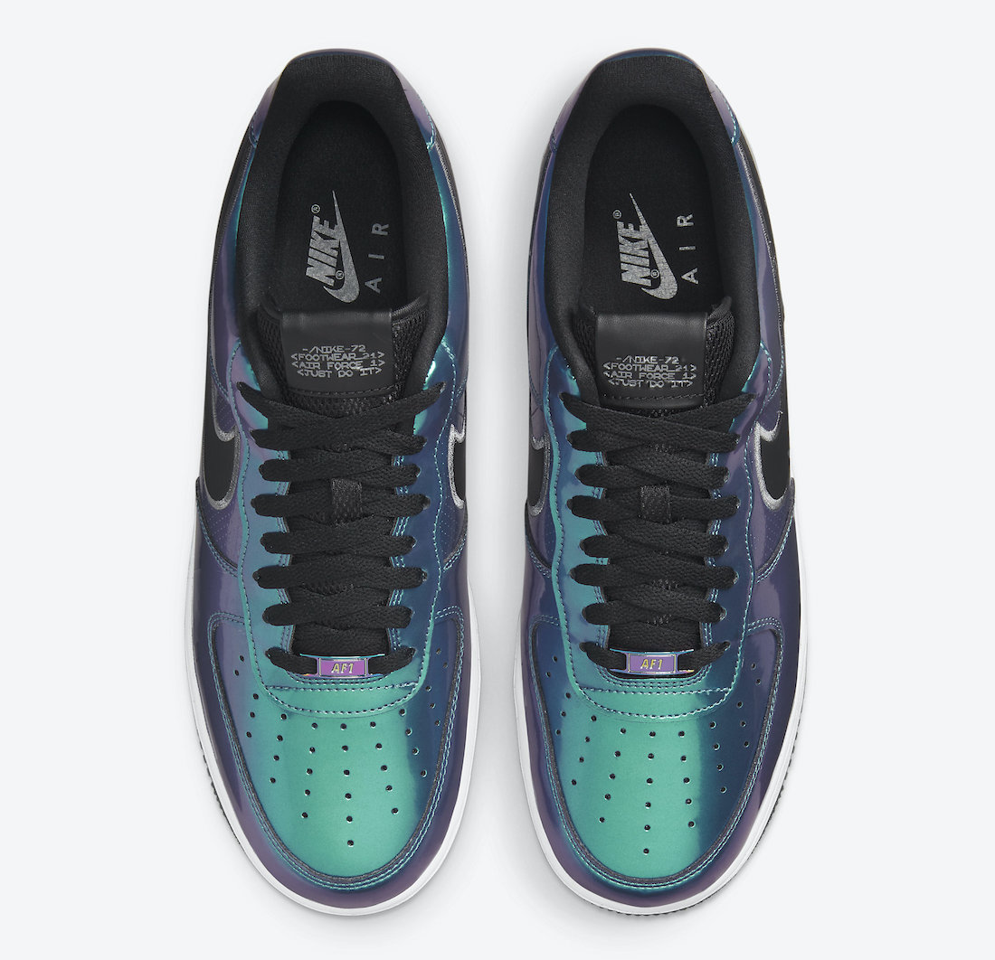 Nike Air Force 1 Low, Nike Air Force 1, Nike Air, NIKE, Iridescent, FORCE 1, Air Force 1