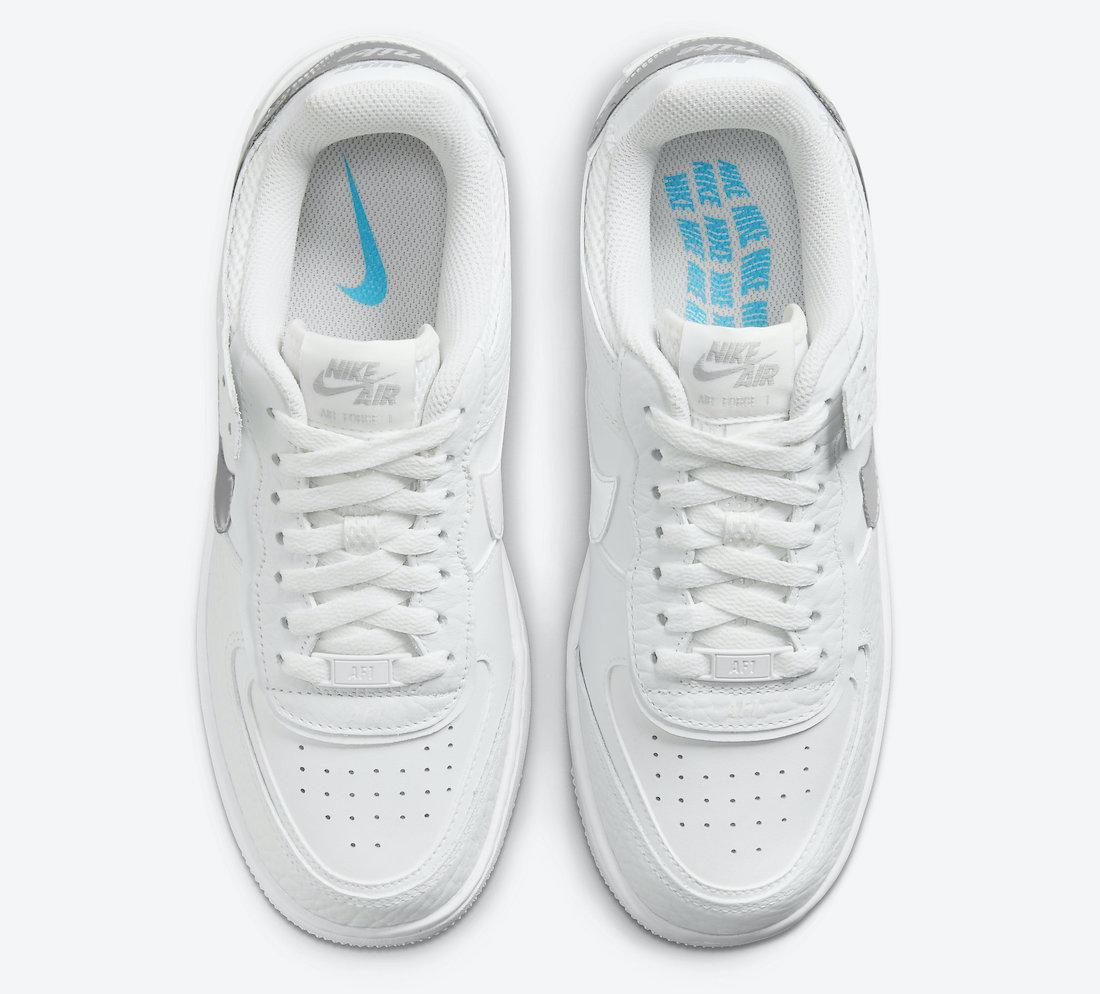 Nike Air Force 1, Nike Air, NIKE, FORCE 1, Air Force 1 Shadow, Air Force 1