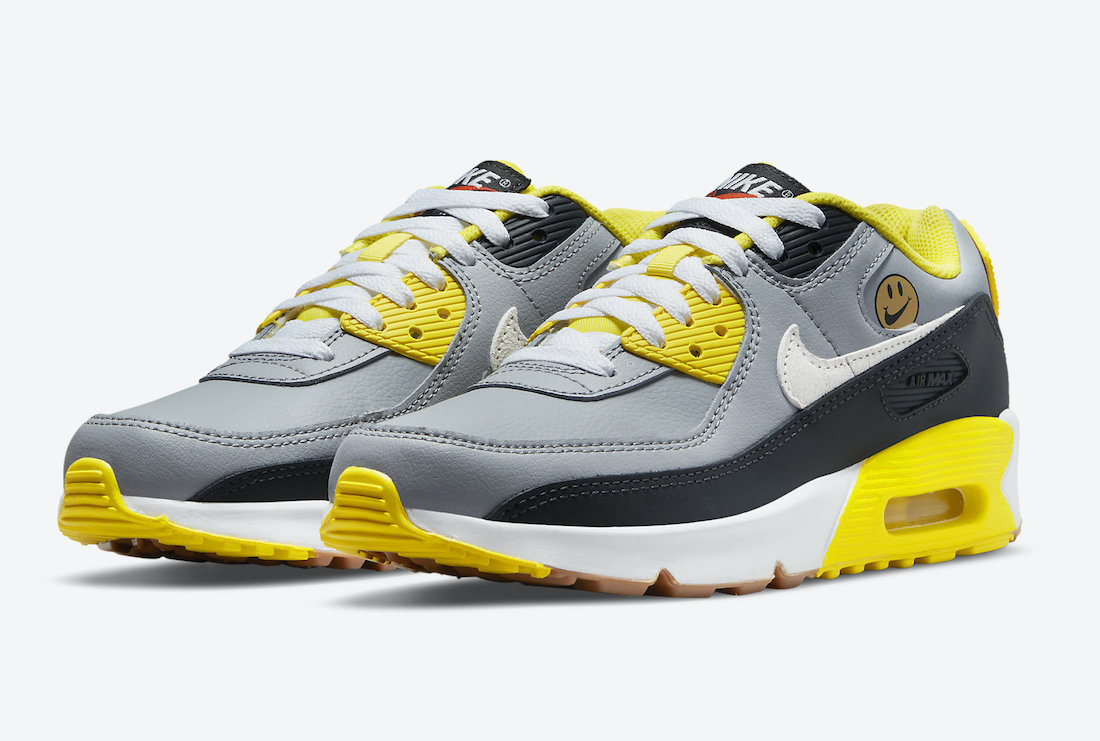 Swoosh, Nike Air Max 90 GS, Nike Air Max 90, Nike Air Max, Nike Air, Air Max 90, Air Max