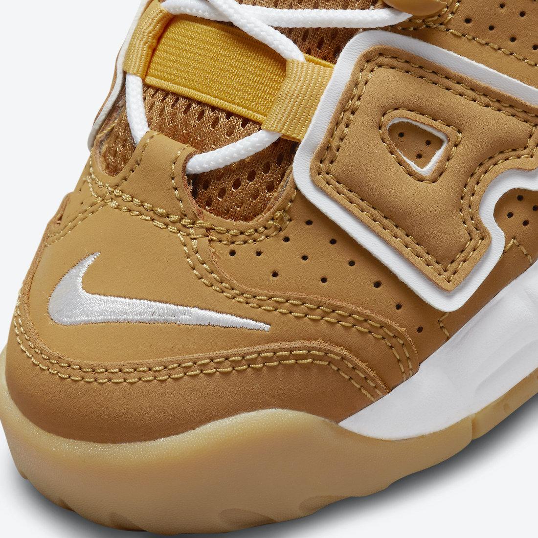 小麦色, Nike Air More Uptempo, Nike Air, NIKE