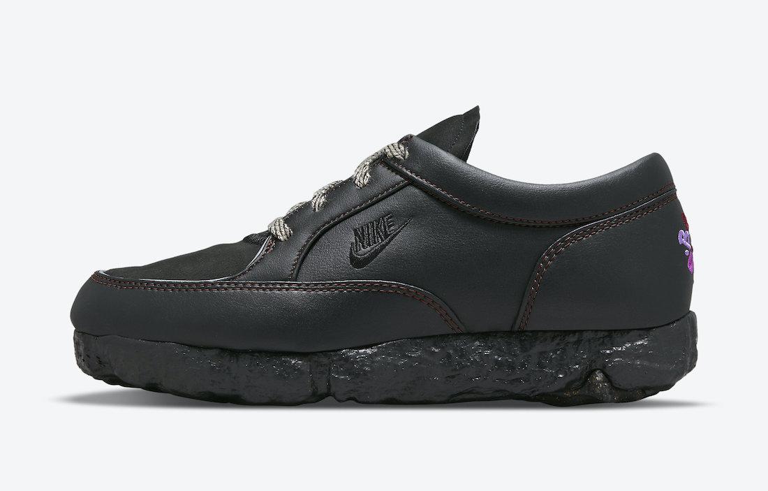 解构, 老爹鞋, NIKE, Black
