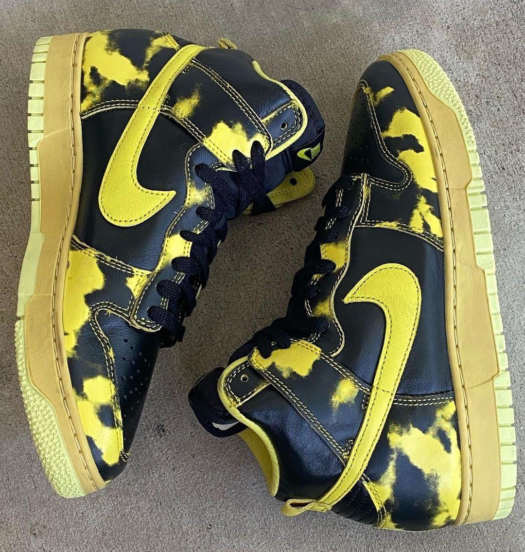 Nike Dunk High, Nike Dunk, NIKE, HIGH, Dunk High, Dunk, Black