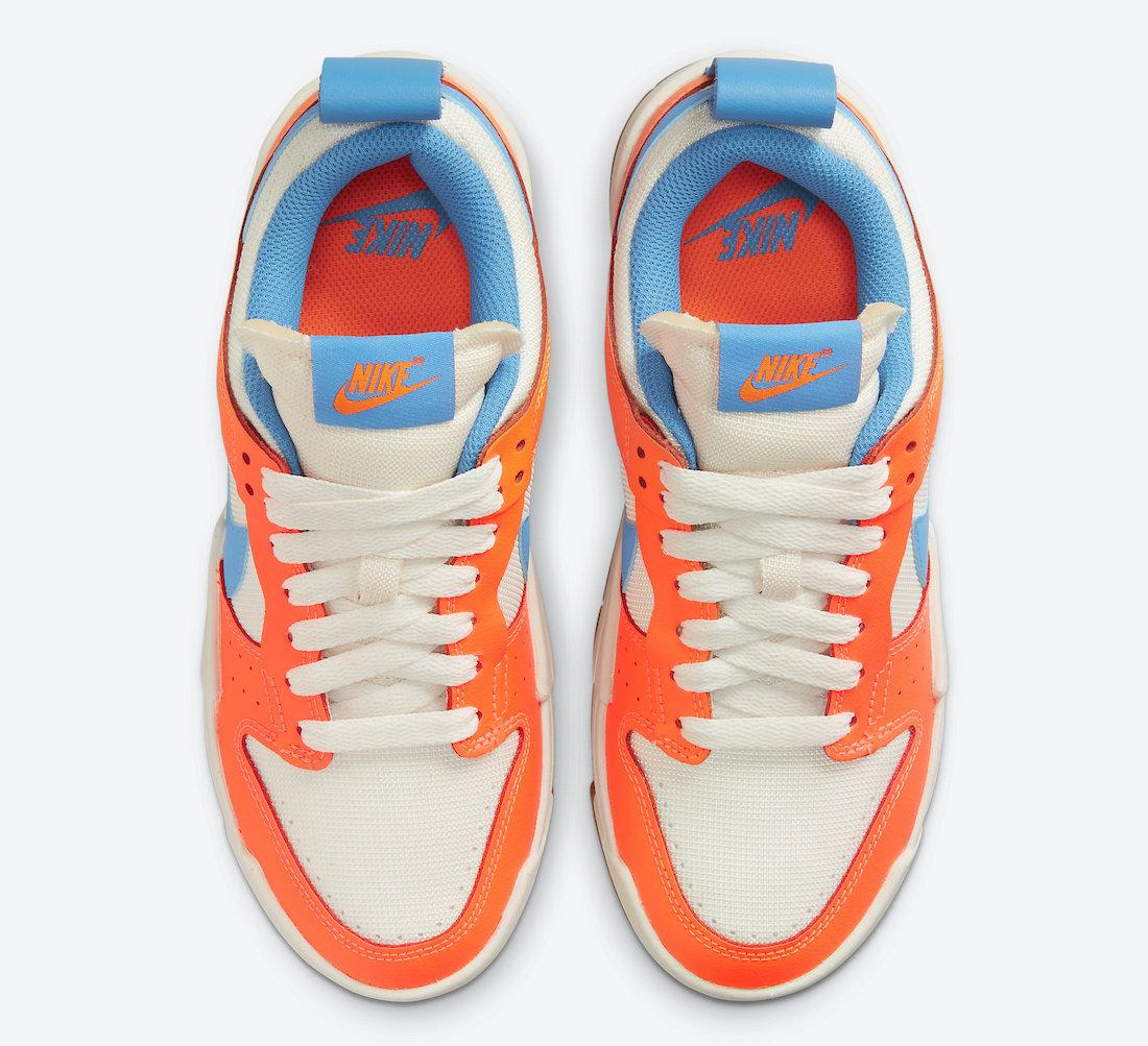 Total Orange, Orange, Nike Dunk Low, Nike Dunk, NIKE, Dunk Low, Dunk