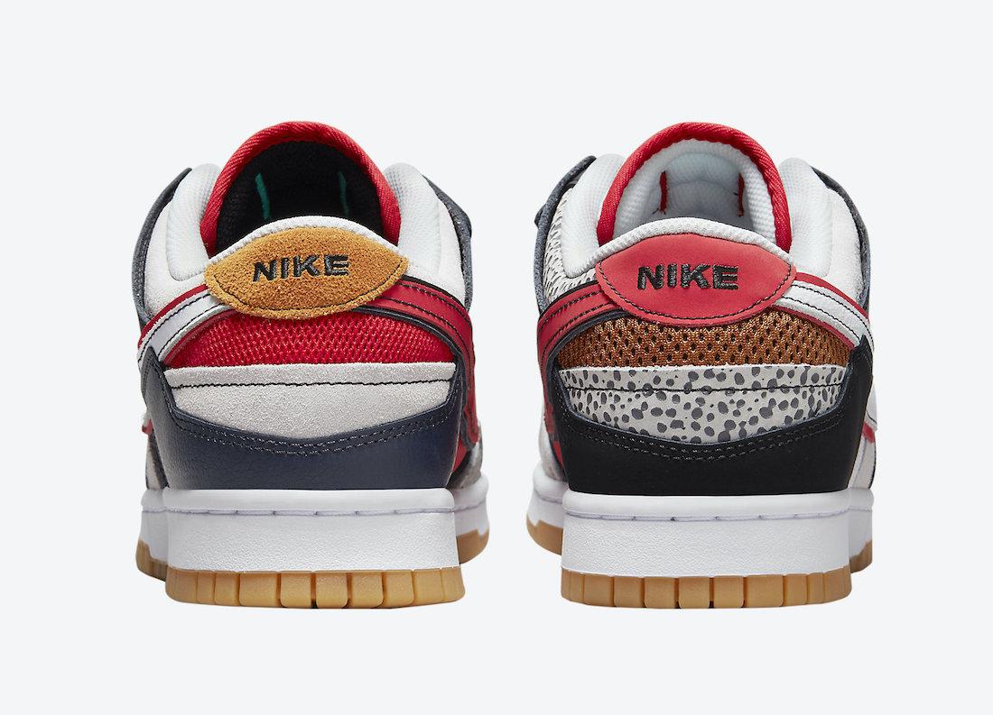University Red, Nike Dunk Low, Nike Dunk, NIKE, Dunk Low, Dunk