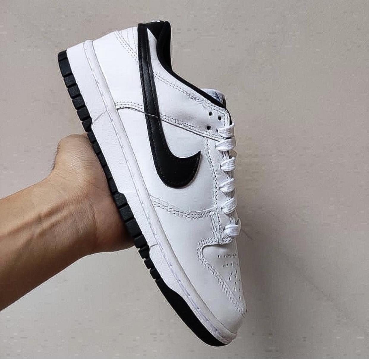 Swoosh, Nike Dunk Low, Nike Dunk, NIKE, Dunk Low, Dunk, Black