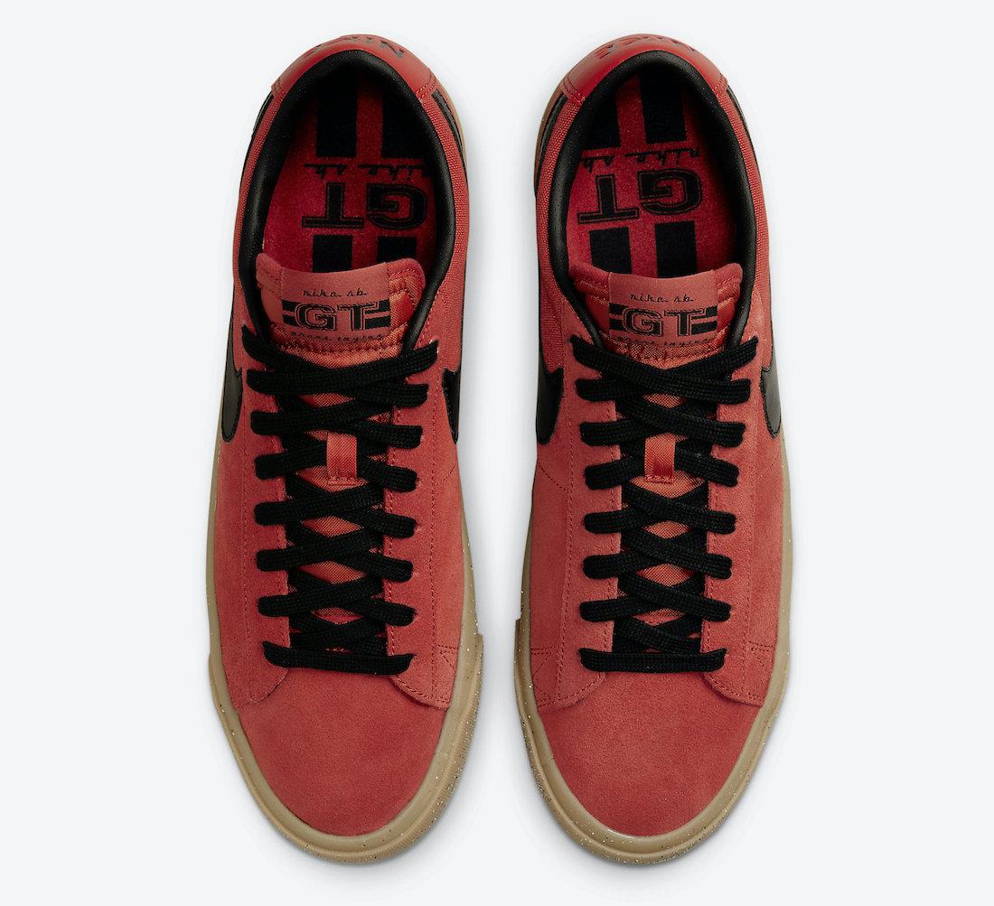 Swoosh, Nike SB Blazer Low GT, Nike SB, NIKE, Blazer