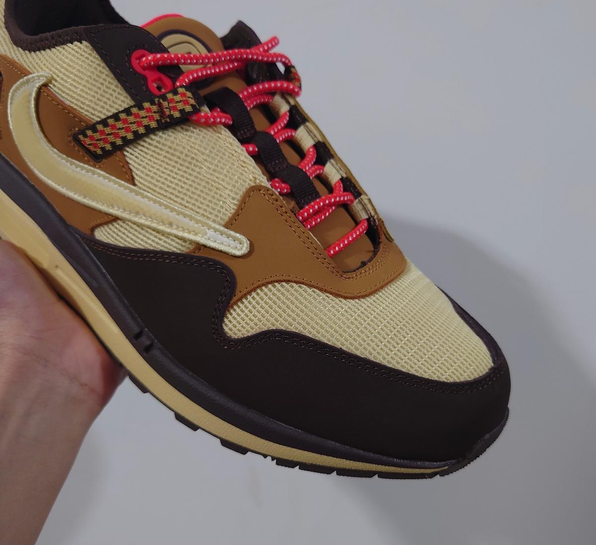 小麦色, zsneakerheadz, Travis Scott, Nike Air Max 1, Nike Air Max, Nike Air, NIKE, Air Max 1, Air Max