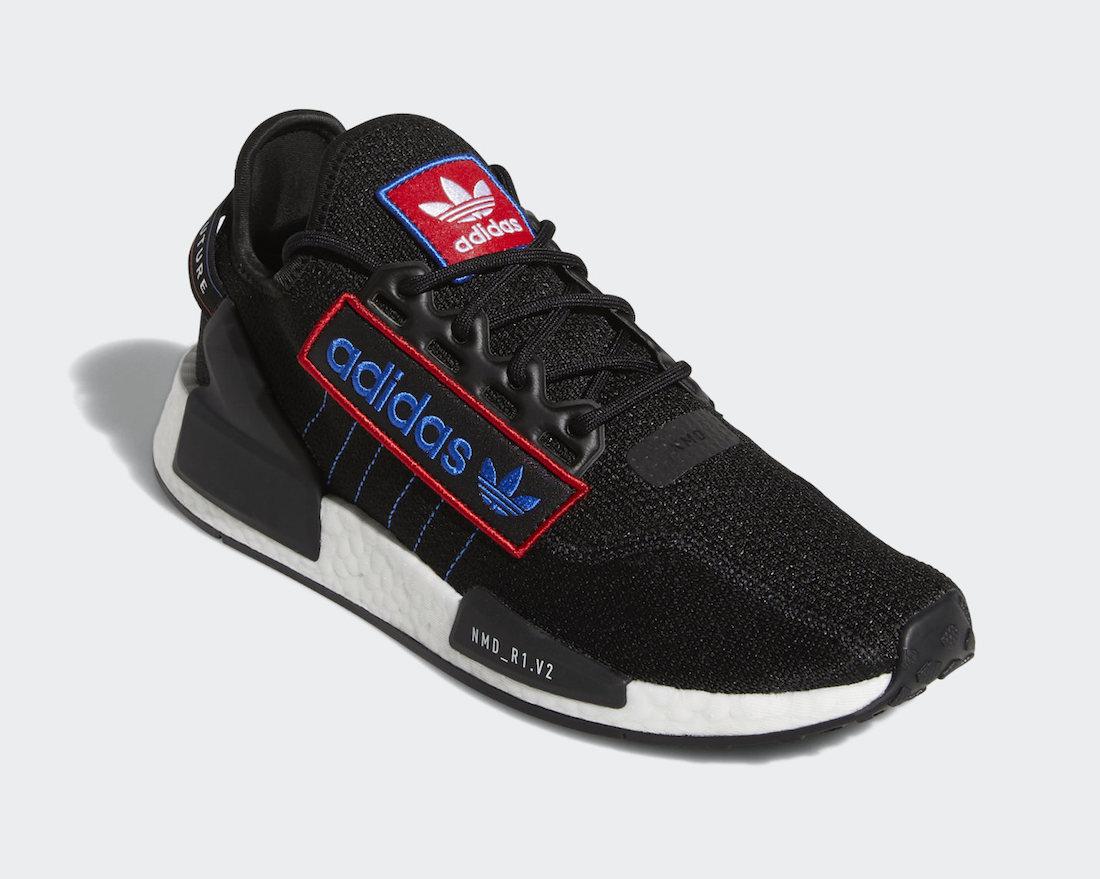 Originals, NMD R1, Black, adidas Originals, adidas NMD R1, adidas NMD, Adidas