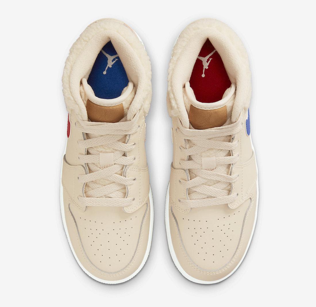 NIKE, Jordan Brand, Jordan, Air Jordan 1 Mid GS, Air Jordan 1 Mid, Air Jordan 1, Air Jordan