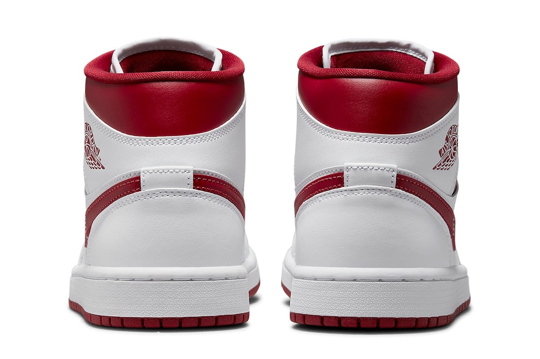 Swoosh, Jumpman, Jordan, Air Jordan 1 Mid, Air Jordan 1, Air Jordan