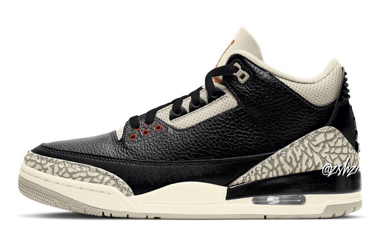 zsneakerheadz, Orange, NIKE, Jordan Brand, Jordan, Air Jordan 3, Air Jordan