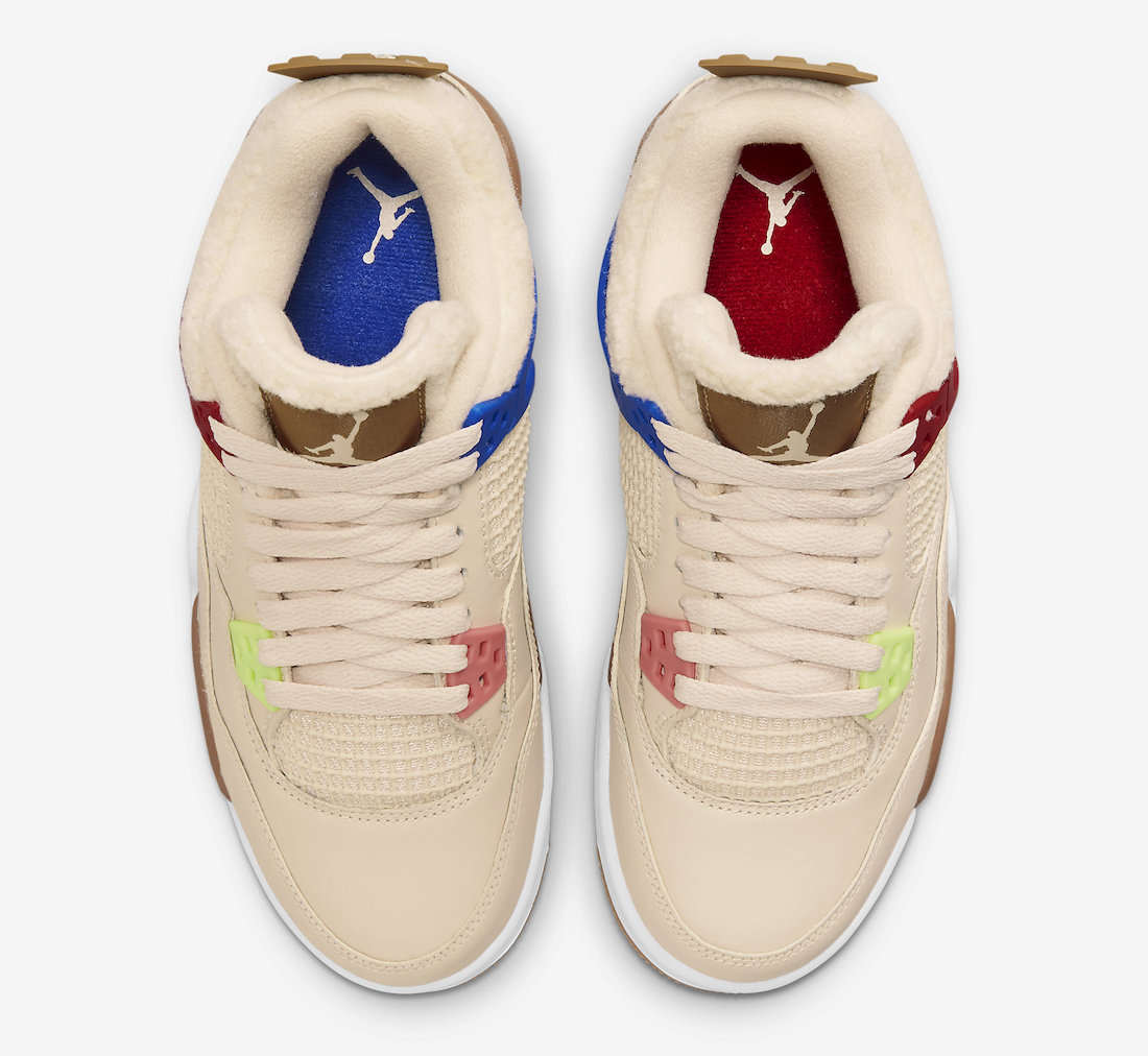 University Red, NIKE, Jordan Brand, Jordan, Air Jordan 4, Air Jordan