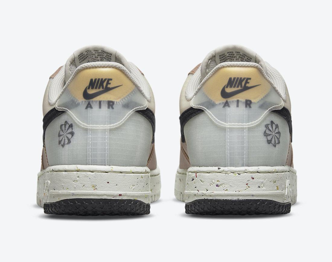 Swoosh, Nike Air Force 1 Crater, Nike Air Force 1, Nike Air, NIKE, Move to Zero, FORCE 1, Crater, Air Force 1