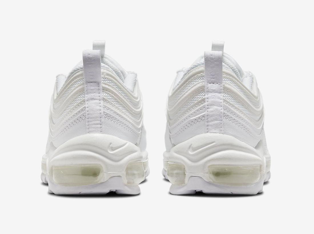 Triple White, Nike Air Max 97, Nike Air Max, Nike Air, NIKE, Air Max 97, Air Max