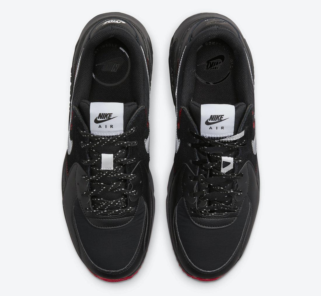 Swoosh, Nike Air Max Excee, Nike Air Max, Nike Air, NIKE, Max Excee, Bred, Air Max