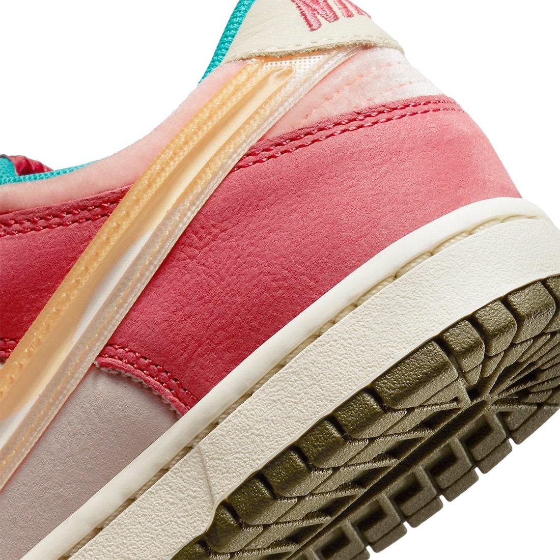 Swoosh, Social Status x Nike Dunk Low, Nike Dunk Low, Nike Dunk, NIKE, Dunk