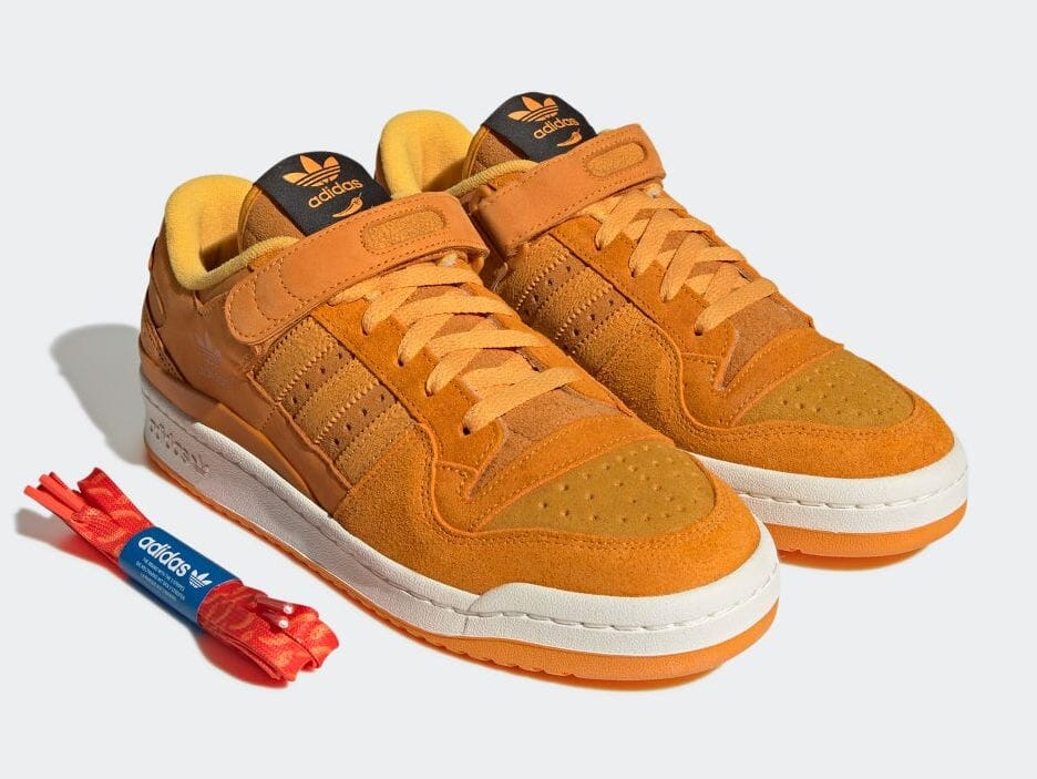 Originals, Orange, Forum Low, adidas Originals, adidas Forum Low, adidas Forum 84, Adidas